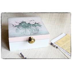 Herbaciarka Pudełko ~~Róże~~