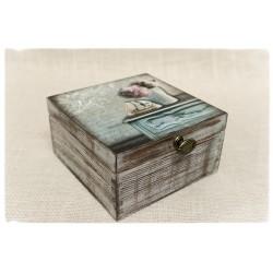 Herbaciarka, Pudełko z przegródkami ~Martwa natura~